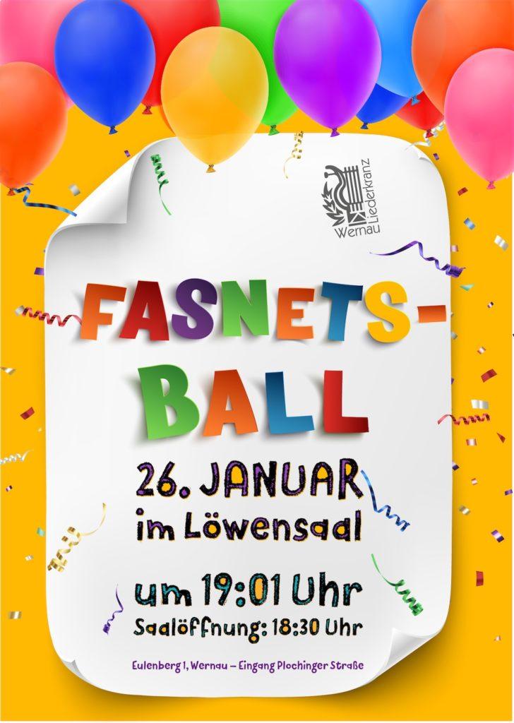 Fasnetsball 2018
